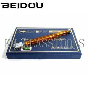 Супер qaulity! BEIDOU-NIKKEN с пластиковой ручкой для резки стекла. Толщина резки 0,3-1,5/2-8/6-12/15-19 мм.
