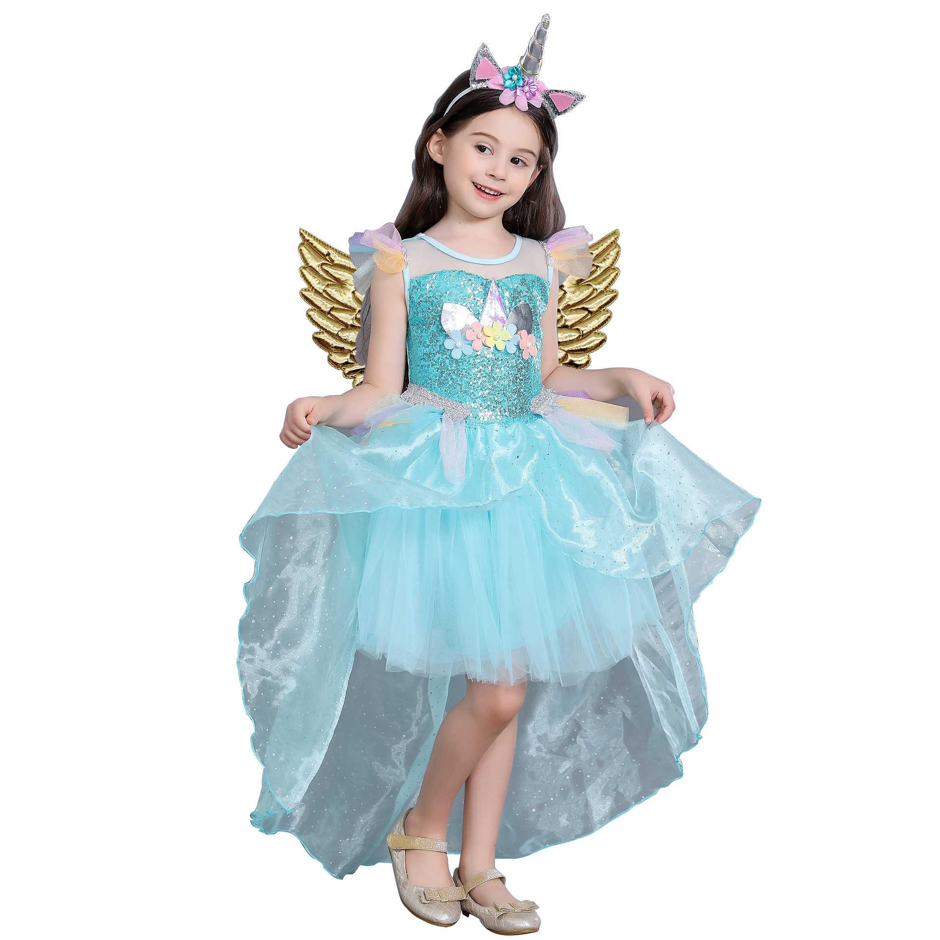 Lentejuelas Princesa Unicornio Disfraz De Ninos Para Carnaval Unicornio Vestido De Fantasia Para Ninos Ninas Boutique De Halloween Traje De Fiesta De Cumpleanos Vestidos Aliexpress