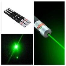 Caneta laser versão mini ponteiro puntero, verde apresentador laserpointer verde 5mw laser 5mw punteros ppt poderoso 532nm