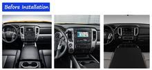 Car GPS Navigation Stereo DVD Player For Nissan Titan XD Radio autoradio 2016 2017 2018 2019 for Nissan Car Stereo player