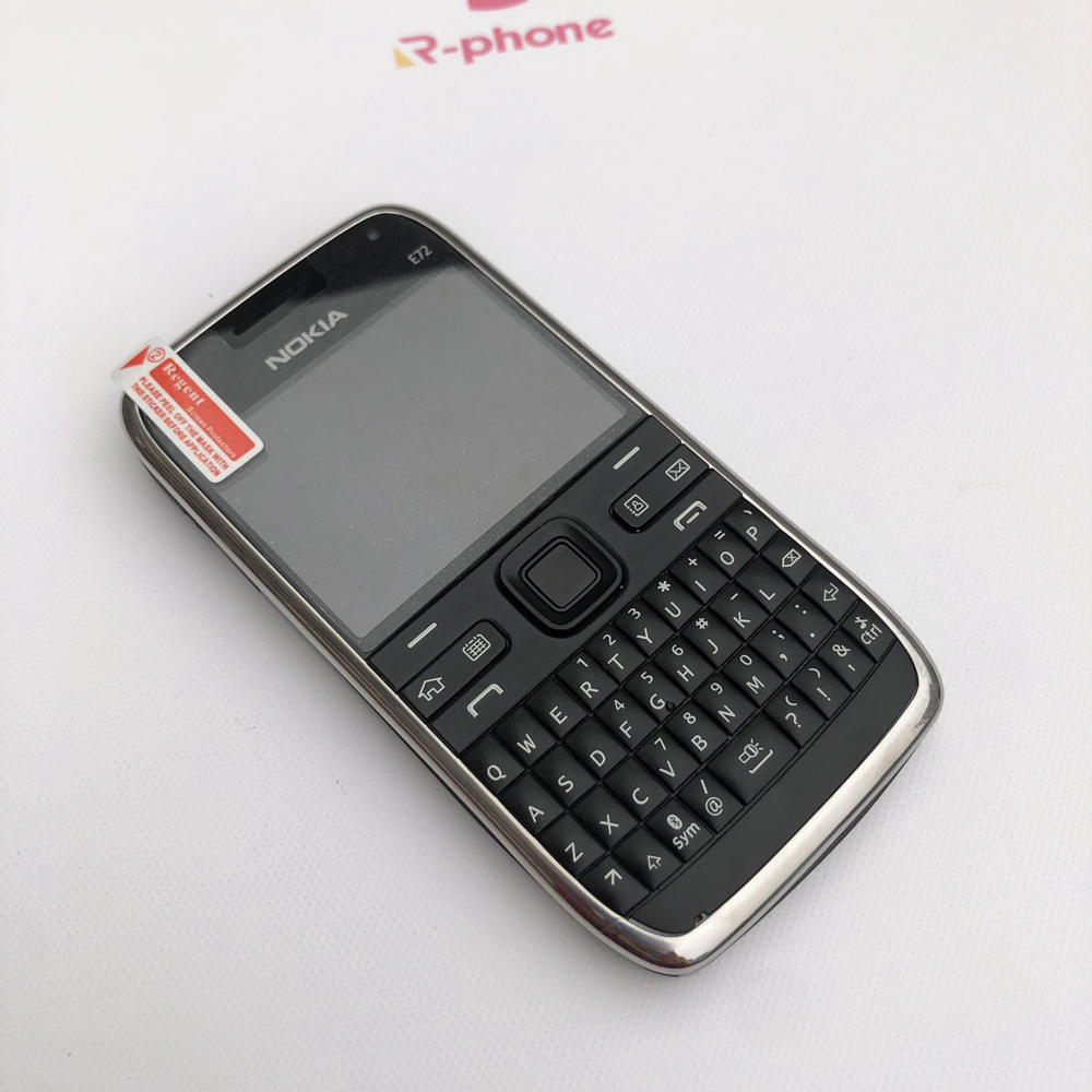 Original Nokia E72 GSM 3G Unlocked Mobile Phone With Wifi 5MP And English keyboard 11