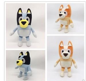 2020 New arrival Bluey Soft Plush Toys Bingo Cute Dog Stuffed animal doll for children birthday gift(China)