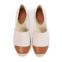 Tienda Soludos Women Slip On Loafers Casual Flat Espadrilles Ballet Flats New Arrival Mixed Colors Canvas Shoes Direct Selling