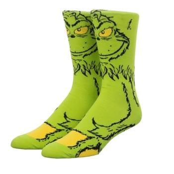 Cartoon Rabbit Sock Casual Hip Hop Creative Soft Comfortable Funny Novelty Skateboard socks Men Calcetines Hombre Divertido 13