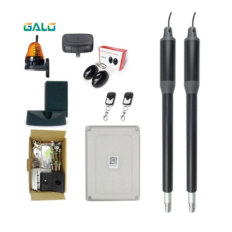 Door automation automatic door opener electric swing door opener WiFi controlled automatic arm opener electronic lock web camera