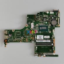 841914 601 UMA w i5 4210U CPU DAX12AMB6D0 สำหรับ HP PAVILION 15 AB268CA PC แล็ปท็อปเมนบอร์ดเมนบอร์ดทดสอบ