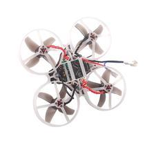 Happymodel Mobula7 75 мм 2S Квадрокоптер для использования внутри помещений бесщеточный Whoop кроссовер Детский вертолет гоночная игрушка мотор комплект