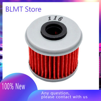 Oil Filter For HONDA CRF250X CRF 250X CRF250 X CRF 250 X 2004 2005 2006 2007 2008 2009 TRX450R TRX 450R 2004 2005 image