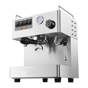 Image 3 - Fully Automatic Espresso Coffee Machine CRM 3012 3000W Steam 15Bar Pressure Italian Coffee Maker Coffee Machine