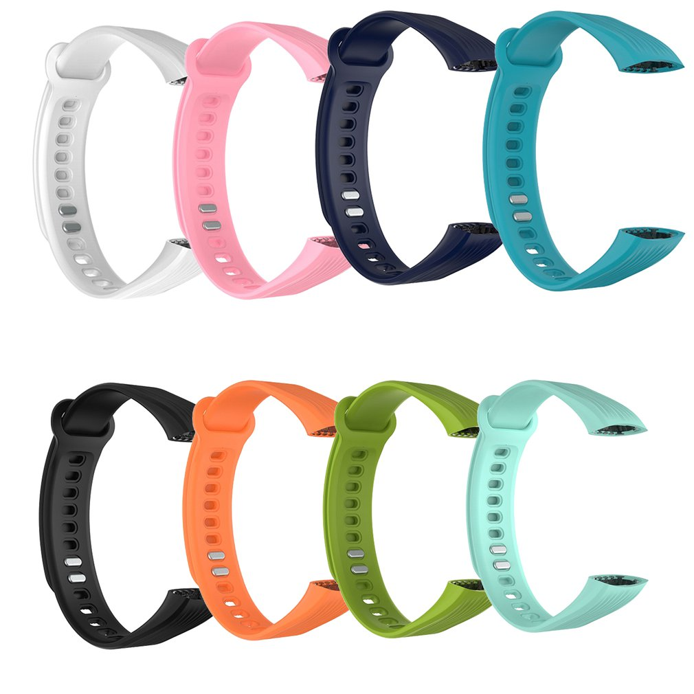 Colorful Replacement Wrist Band font b Watch b font Strap Silicone Rubber Watchband font b Smart