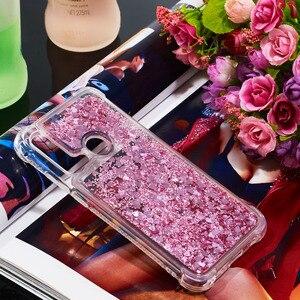 Image 3 - Liquid Quicksand Phone Cases for Huawei P20 Lite Mate 30 Lite Nova 5i Nova 5i Pro Case Glitter Love Heart Stars TPU Bumper Coque