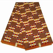 2020 мода высокое качество новый воск 100% полиэстер платье ткань батик ткани для Африки одежда Y602