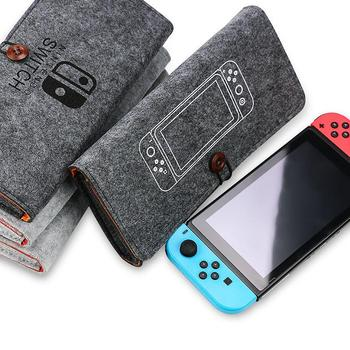 For Nintend Switch Storage Bag Colorful Protective Carrying Portable Case for Nintend Switch Nintendoswitch NS Game Accessories eastvita portable game bags game storage case protective handle carry case cover zipper protective shell for nintend switch