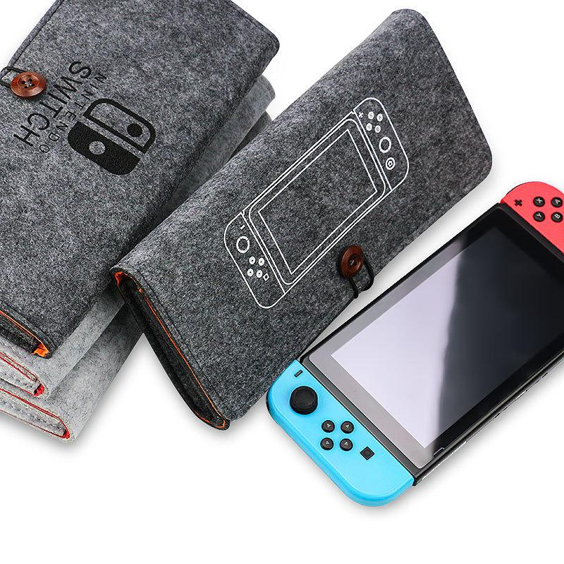 For Nintend Switch Storage Bag Colorful Protective Carrying Portable Case for Nintend Switch Nintendoswitch NS Game Accessories