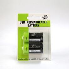 1,5 V 3000mAh Универсальный Micro Зарядка через usb аккумуляторная батарея Размеры C заряжается липолитиевый полимер батарея 5В 2A