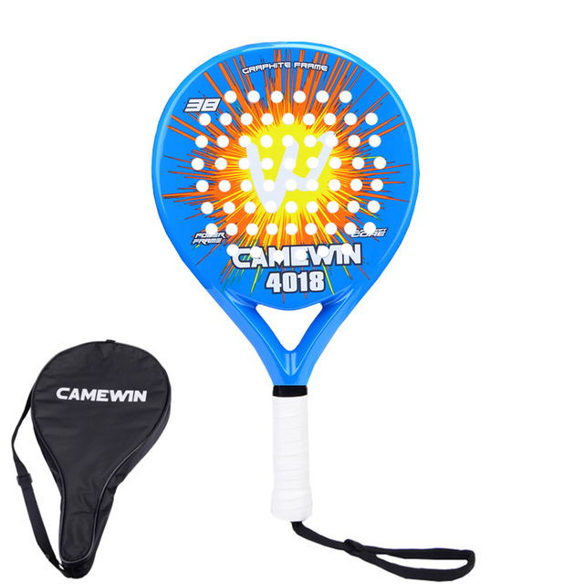 2020 New Carbon Fiber Padel Tennis Racket Men Women Sport Soft Face Tennis  Paddle Racquet with Protective Bag Cover|Tennis Rackets| - AliExpress