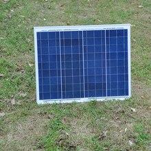 A Grade Solar Panel 12v 50w 300w 350w 400w 450w 500wMonocrystalline Waterproof Battery Charger Rv Motorhome Caravan Car Camping