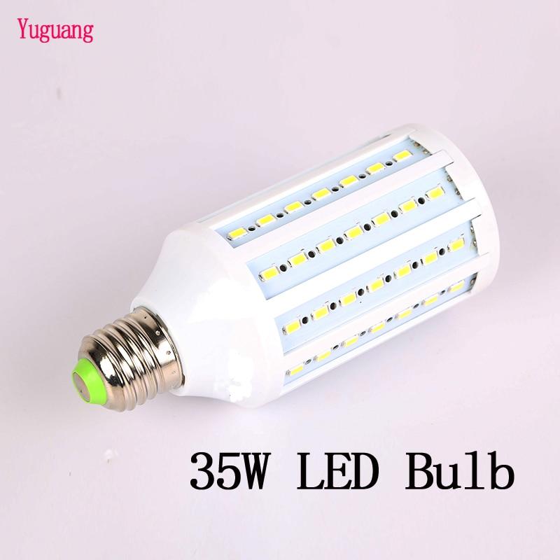 Photographic Lighting 35W LED Bulb 220V 5500K Photo Studio Lamp 1Pcs E27 Interface DSLR Accessories for Softbox Video Light