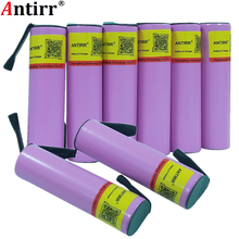 1/2/4/5/6/8 Pieces 3.7v Volt ICR18650-26F 2600mAh Li-ion Lithium Batteries Original PTC Protected ICR18650 High Drain Battery(China)