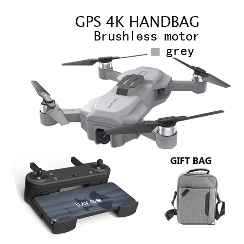 OTPRO GPS Drone with 4K 1080P HD Dual Camera 5G Wifi RC Quadcopter Optical Flow Positioning Foldable Mini Drone VS E520S E58