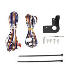 Kit de conexão da impressora 3d peças de impressora bltouch extensão cabo + montagem para cr 10 creality3d impressora e placa controlador normal