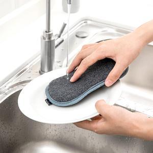 Image 3 - Jordan Judy Double Sided Dishwashing Brush Cleaning Brushes Kitchen Dish handle Washing Tool
