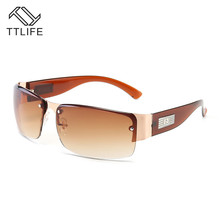 TTLIFE Men Sunglasses Windproof Driving Sun Glasses UV Protection Beach Outdoor Accessories Oculos  Polarized YJHH0131
