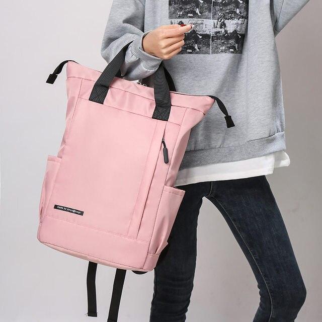 Fashion High Quality Unisex Backpacks Multi-function Large Capacity 2