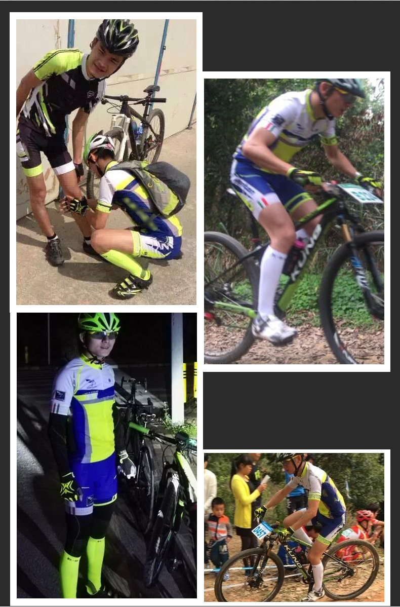 esportes meias respirável ciclismo meias
