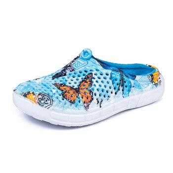 Original Slippers Women Croc Clog Shoes Winter Outdoor Classic Freesail Plush Shearling Lined Sneakers Winter Fur Garden Sandals 4