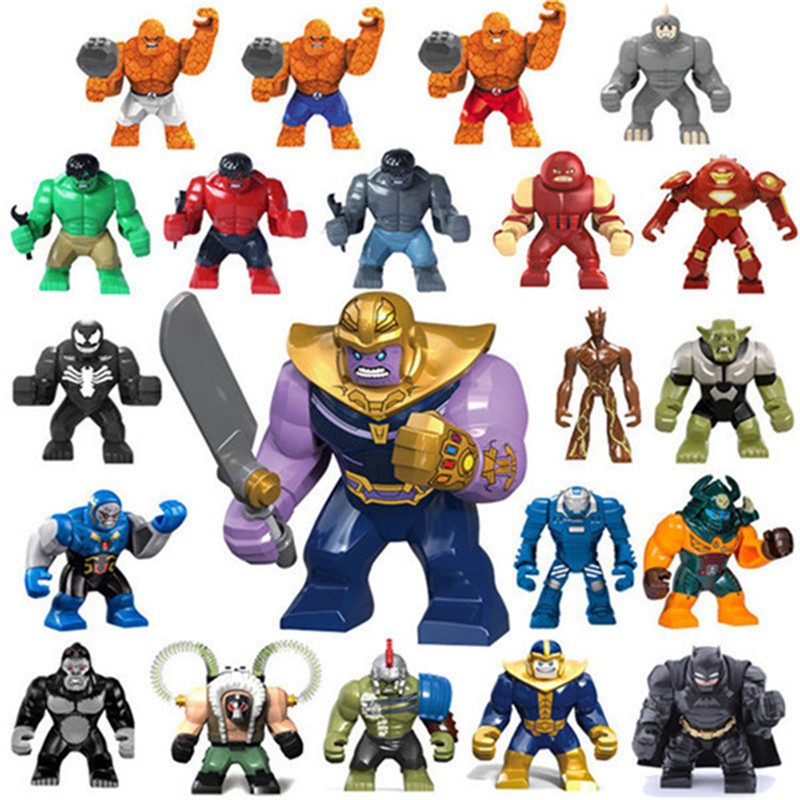 Kids-Favorite-Legoings-The-Avengers-Heroes-Hulk-Batman-Thanos-DIY-Model-Building-Blocks-Kit-Children-Education
