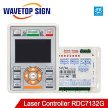 Ruida RDC7132G نظام تحكم محرك متكامل لآلة ليزر Co2 ماكينة ليزر لقطع الألواح الإكريليك والنقش عليها
