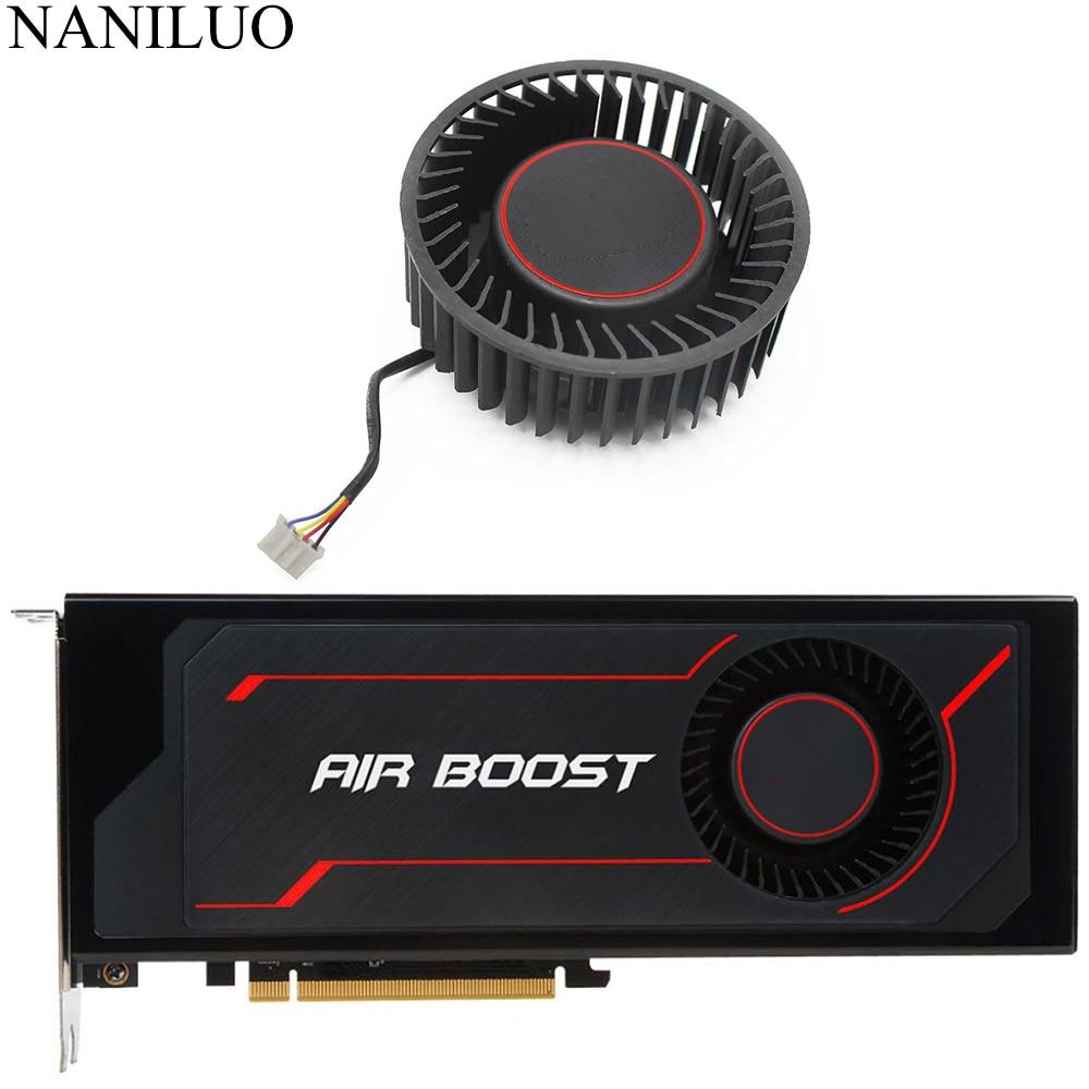PLB07525B12HH 12V 1.20A VEGA56 VEGA64 For MSI RX VEGA 56 64 AIR BOOST 8G OC Public Version Graphics Card Turbine Cooling Fan