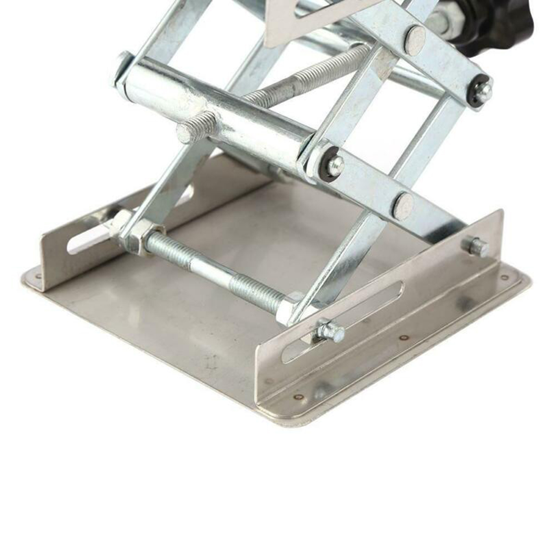 Tool Lift Table Parts Stainless Steel <font><b>Router</b></font> Woodworking <font><b>Lifter</b></font> Engraving image