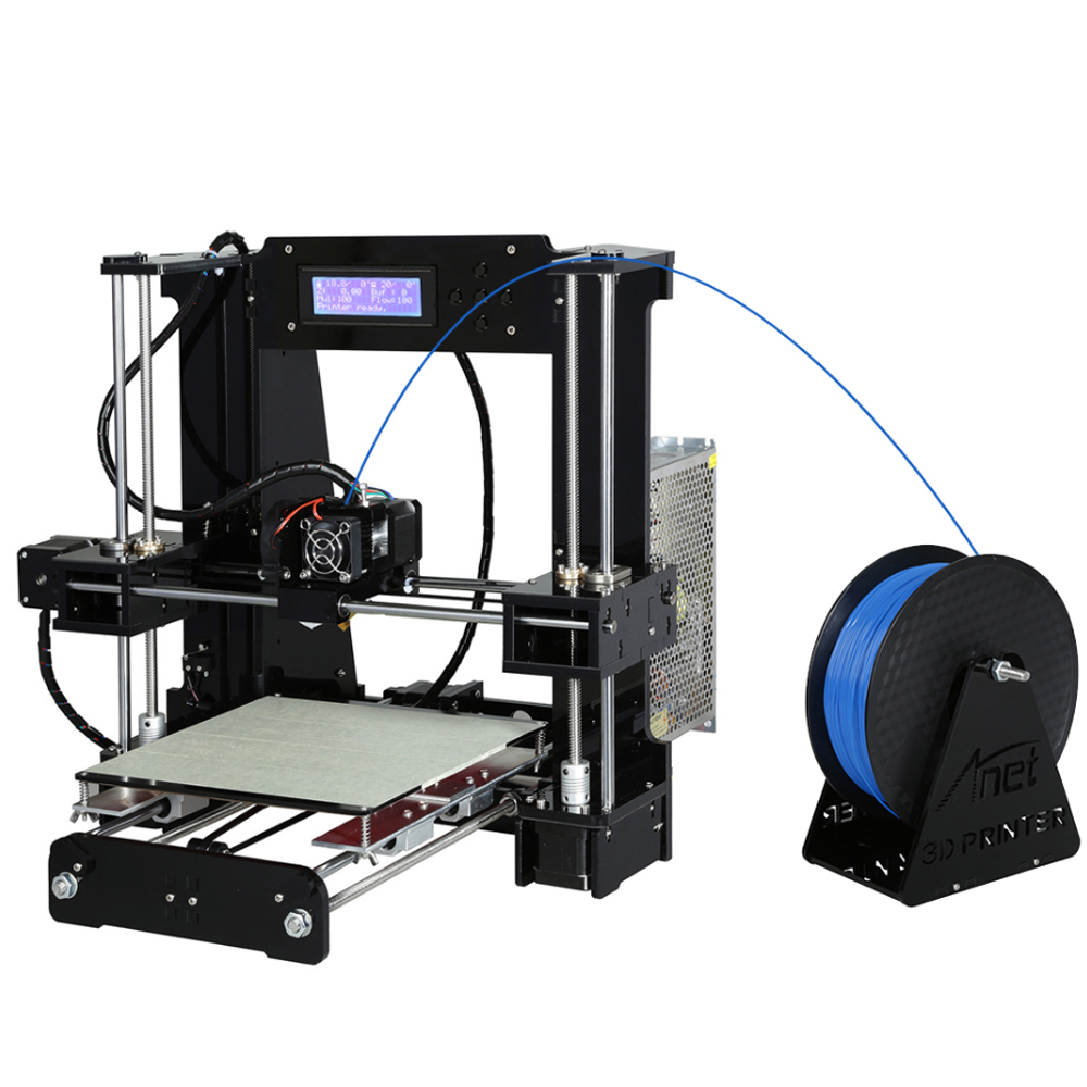 A6L 3D printer 13