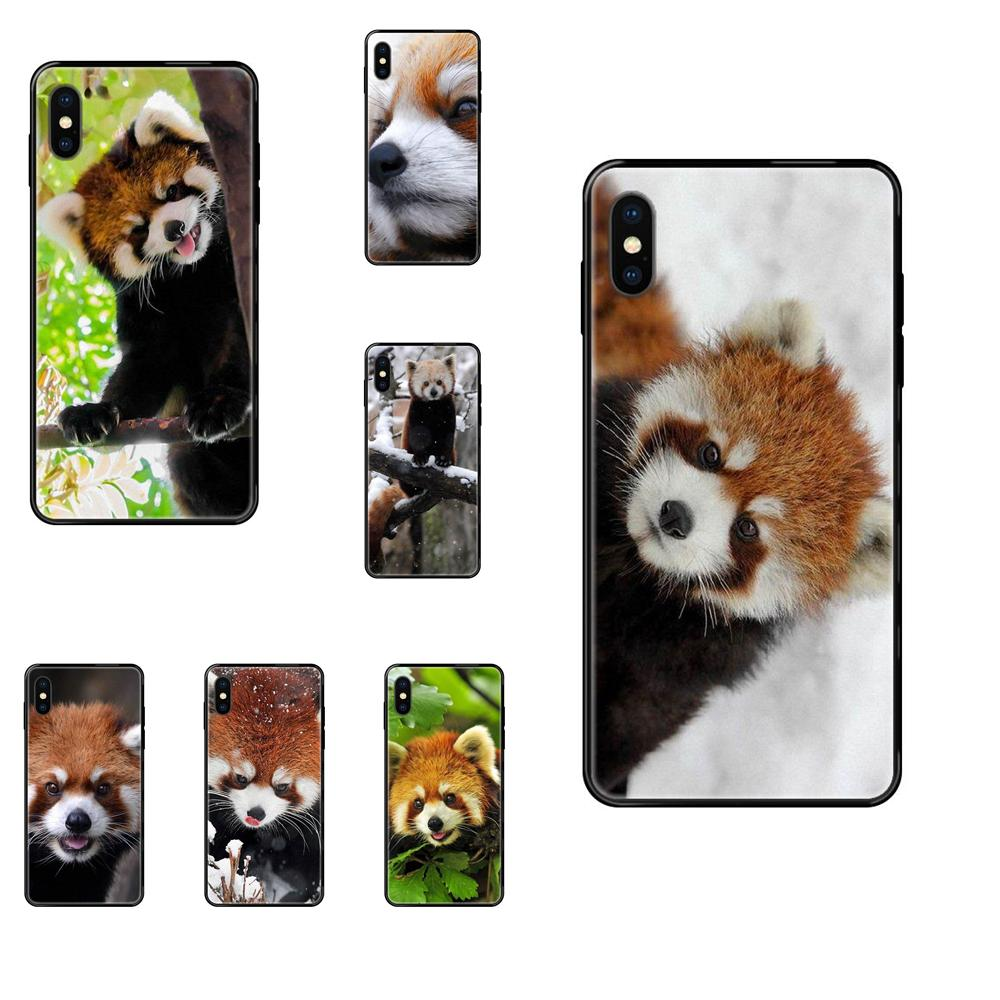 For Apple iPhone 11 12 Pro X XR XS MAX 5 5S 5C SE 6 6S 7 8 Plus Coque Shell Phone Case Cute Fox Koala Animal