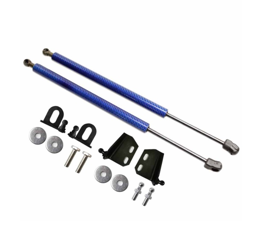 for <font><b>Mazda</b></font> MX5 <font><b>MX</b></font>-<font><b>5</b></font> <font><b>NA</b></font>/NB 1988-2005 Front Bonnet Hood Modify Gas Struts Lift Support Shock Damper Accessories Absorber image