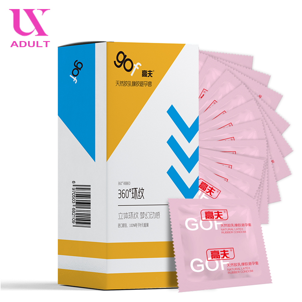 99pcs/Lot Ultra Thin Natural Latex Condoms Penis Sleeve Dotted Ribbed Condom Safer Contraception For Men Lubricating Condoms image