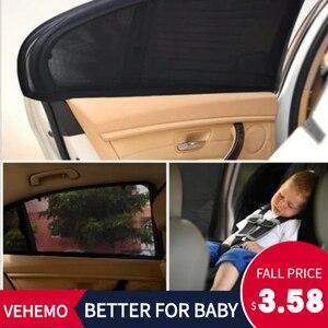 2Pcs Car Sun Shade UV Protecti