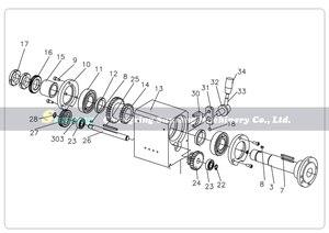 Image 2 - Head Stock Casting for CJ0618&CQ0618 Lathe spare parts