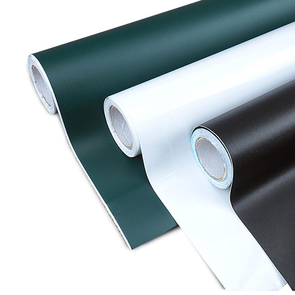 200x40cm Removable Chalkboard PVC Wall Sticker Whiteboard Decal Peel Stick Office School Supply