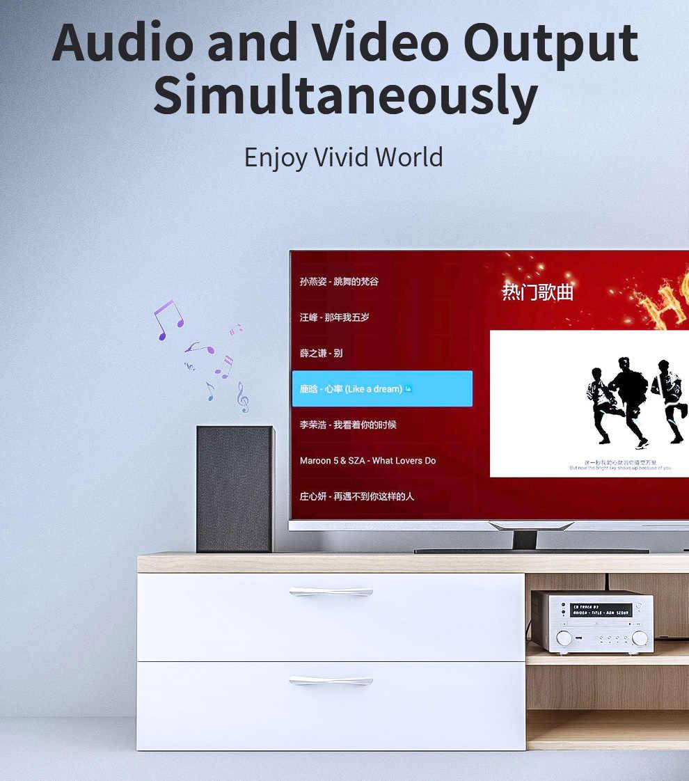 Unnlink Optik Kabel HDMI Serat Kabel HDMI 2.0 4K 60Hz 10 M 15M 20 M 30 M untuk TV LED HD Laptop PS4 Xbox Proyektor Splitter Switch
