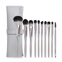 Multicolor Makeup Brushes Set Foundation Powder Blush Eyeshadow Concealer Lip Eye Make Up Brush Cosmetics Beauty Tools 10pc/set 10pcs makeup brushes set foundation powder blush eyeshadow concealer lip eye make up brush cosmetics beauty tools