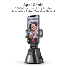 Auto Smart Shooting Selfie Stick 360° Object Tracking Holder All-in-one Rotation Face Tracking Camera Phone Holder particle filters for object tracking