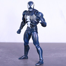 Anime Venom Figure MAFEX 088 Spiderman Venom PVC Action Figu