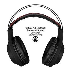Image 4 - N2 מחשב סטריאו משחקי אוזניות אוזניות אוזניות גיימר נייד טלפון PS4 Xbox מחשב אוזניות עם מיקרופון אוזניות