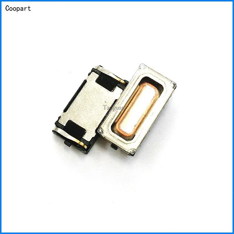 2pcs/lot Coopart New Earpiece Ear Speaker Receiver For Motorola Moto X XT1058 XT1060 XT1055 XT1052 XT1053 Droid Ultra XT1080