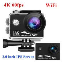 Действий Камера wi fi со сверхвысоким разрешением ultra hd 4k
