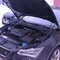 Для SEAT Leon MK3 2012-2019 шрифт капот изменить газовые счетчики Лифт Поддержка шок аксессуары для амортизаторов амортизатора