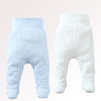 2020 Spring Baby Pants 100% Cotton Newborn Boys Girls Trousers Kid Wear Infant Toddler For Boneless suture Clothing - sale item Baby Clothing